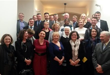 Sastanak članova EGSO-a u Zagrebu