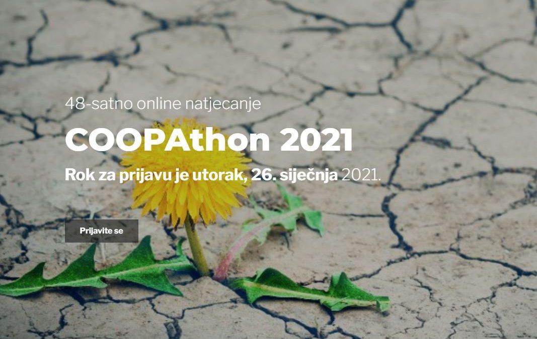Otvorene prijave za COOPAthon virtualno natjecanje