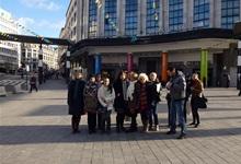 Studijsko putovanje u Bruxelles i Nizozemsku