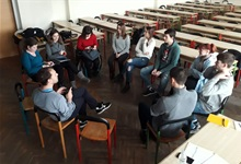 Prvi ciklus mentorskih coaching radionica za studente Ekonomskog i Grafičkog fakulteta