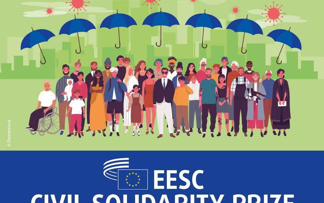 EGSO objavio dobitnike nagrade za građansku solidarnost