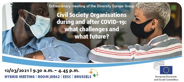 EGSO poziva na konferenciju Organizacije civilnog društva tijekom i nakon COVID-19: današnji izazovi i kakva nas budućnost čeka?