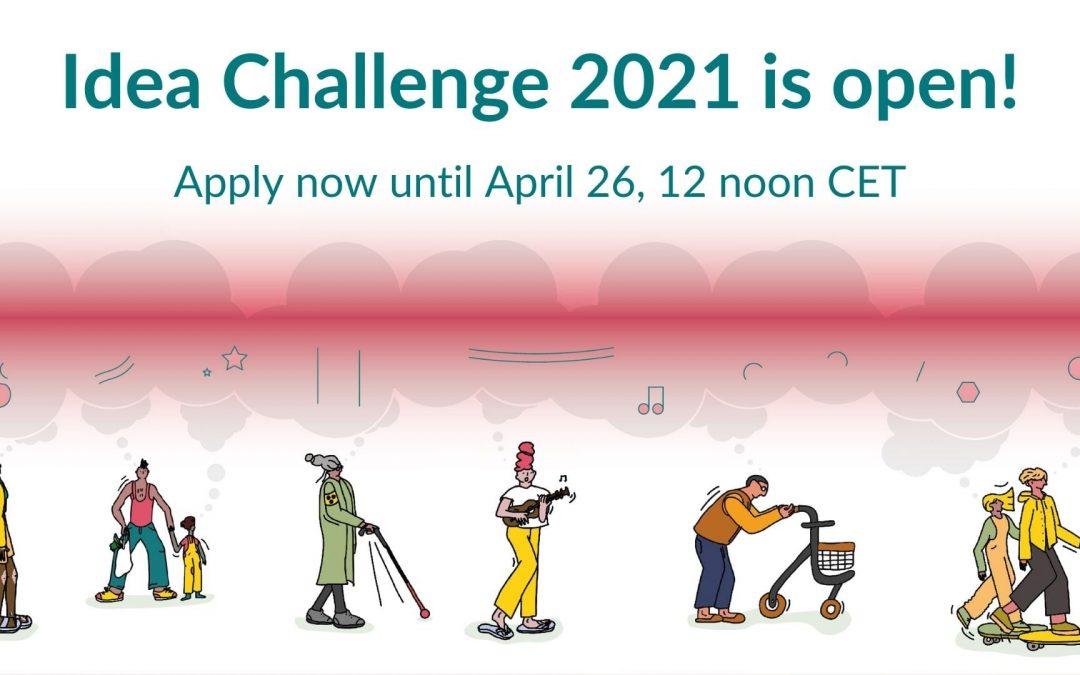 Civic Europe Idea Challenge – Traže se ideje za jačanje društvene kohezije i aktivnog građanstva na lokalnoj razini vrijedne 35.000 eura!