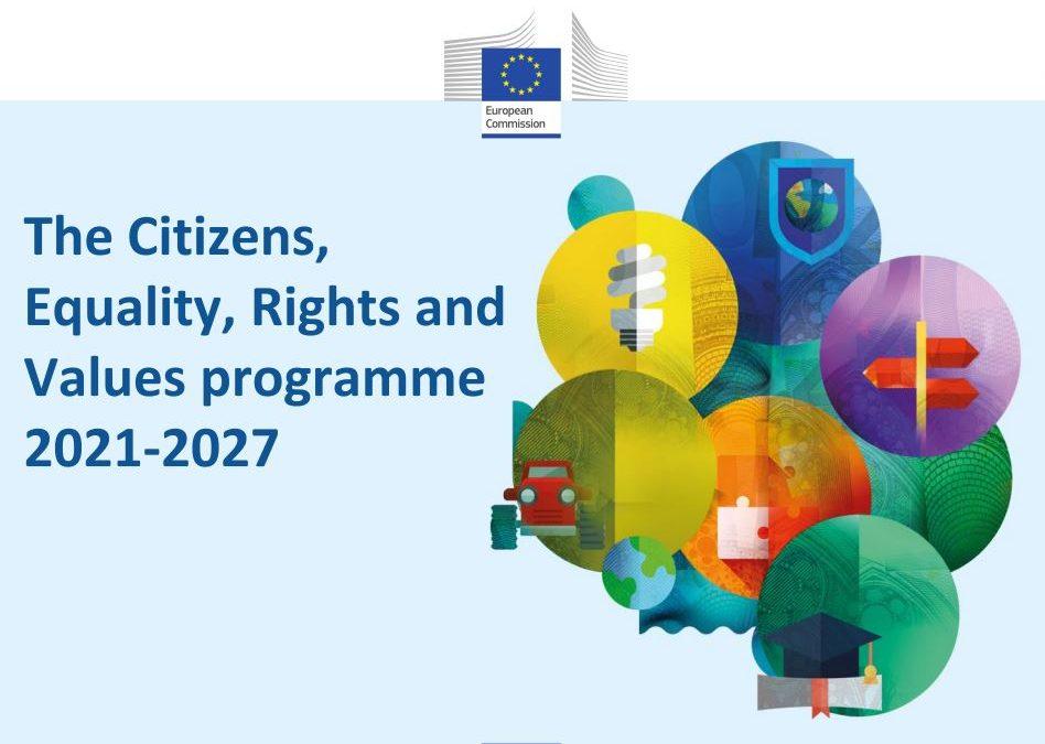 Objavljen Radni program i prvi natječaji novog programa Unije Građani, ravnopravnost, prava i vrijednosti