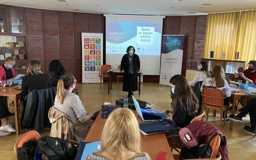 """Javni skup """"Novo razvojno partnerstvo – LAG Izvor"""" (Ludbreg, 8. studeni 2012.)"""