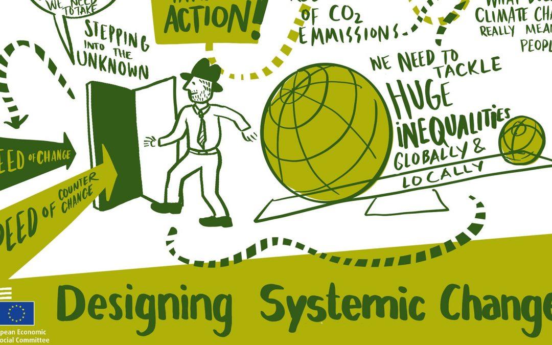 Poruka s događanja EGSO-a: Ako želite zaustaviti klimatske promjene, promijenite sustav