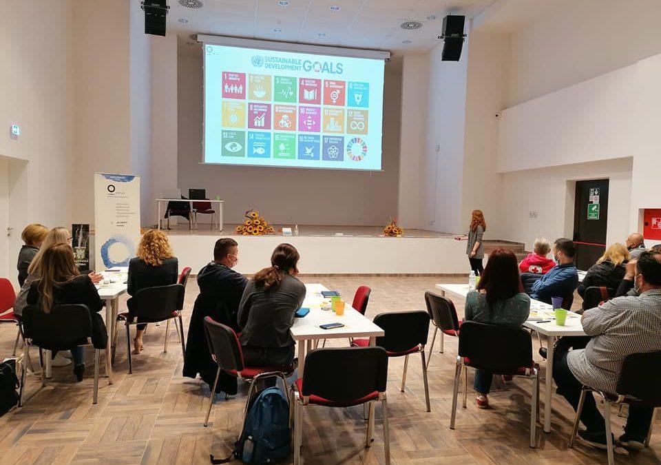 ODRAZ proveo dvije radionice o održivom razvoju u sklopu projekta Školski volonterski klub