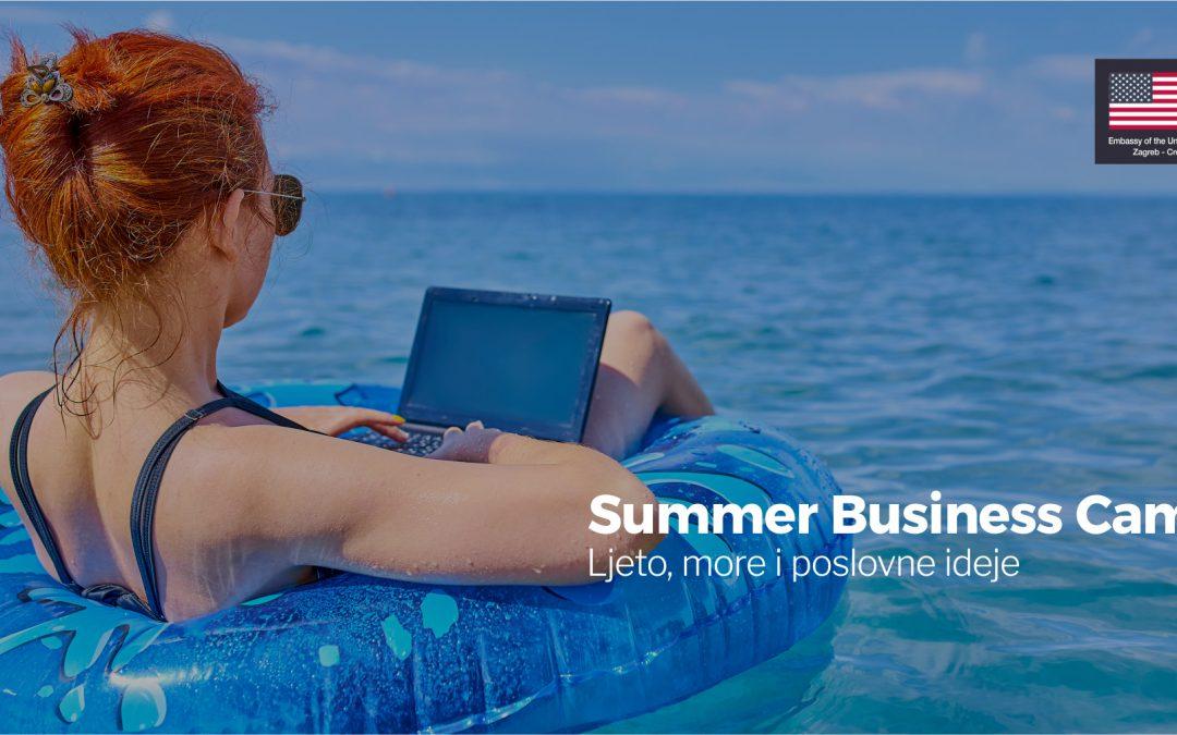 STEP RI organizira Summer business camp 2021