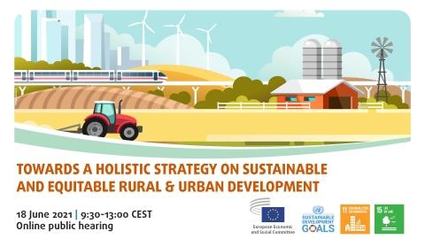 Prema cjelovitoj strategiji održivog i ravnopravnog ruralnog i urbanog razvoja