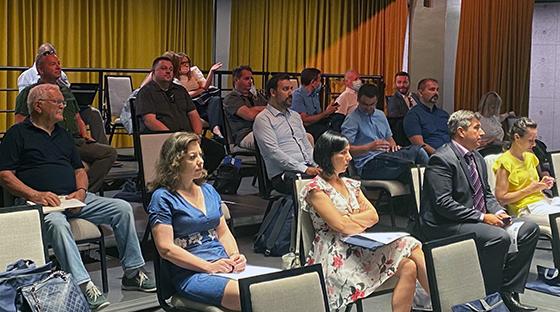 U Šibeniku održan godišnji regionalni skup mreže CIVINET Slovenija-Hrvatska-JIE