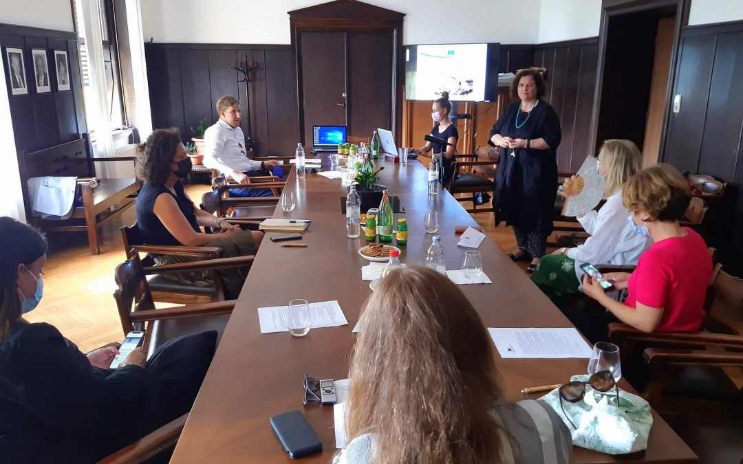 Članovi skupine III Raznolikost Europe predstavili svoje aktivnosti u EGSO-u