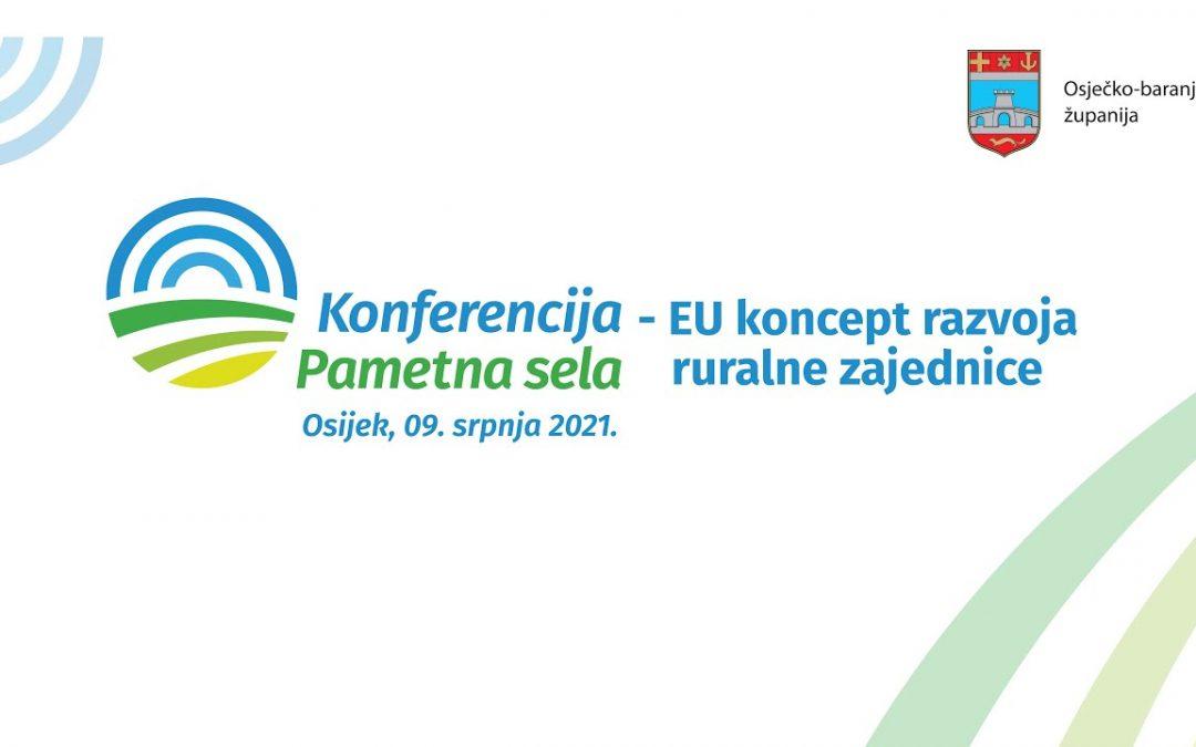 "Konferencija ""Pametna sela – EU koncept razvoja ruralne zajednice"""