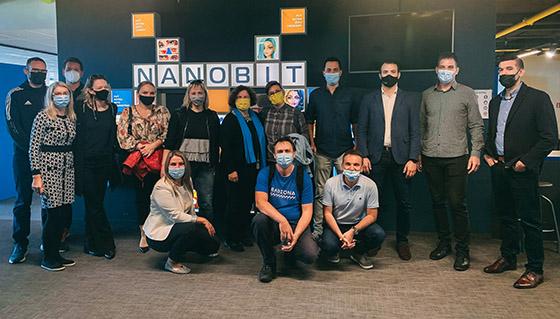 U sklopu STEM Akademije posjetili smo Nanobit i prvu kuću robota u Hrvatskoj!