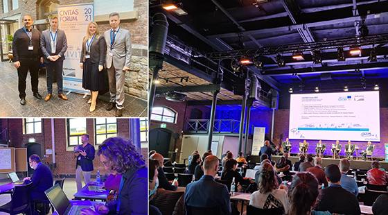 Sudjelovali smo na 18. CIVITAS Forumu u Aachenu