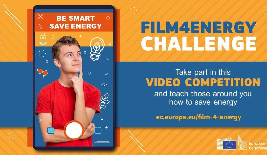 """Europska komisija pokrenula video natjecanje za škole """"Film4Energy Challenge"""""""